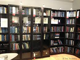 ikea shelf lighting. Bookcase Lighting Ikea Store Display Of Billy Bookcases For Library Uk Shelf E