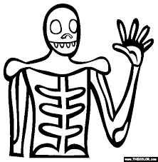 Small Picture Halloween Online Coloring Pages Page 1