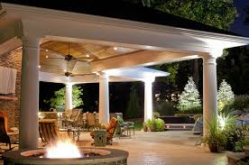 paver patio with pergola. Paver Patio, Fire-Pit, Pergola Patio With
