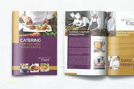 Food Brochure Templates Free Format Download Printable Catering