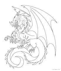 Free Printable Chinese Dragon Coloring Pages Betterfor