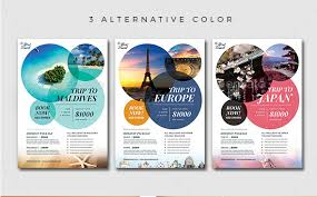 Free Travel Brochure Templates Examples 8 Free Templates Travel