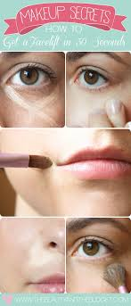 cover dark circles under eyes with makeup use a red lipstick as concealer or if you 39 re more a do the minimum sort of person when it es