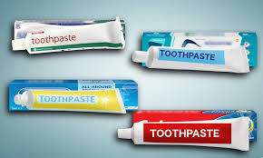 Types Of Toothpaste Whats Difference Between Different