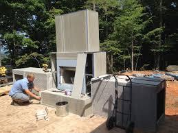 Eldorado Outdoor Kitchen Outdoor Living Project Highlight Wilkes County Nc Designcast