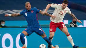 Stat pack: England v Denmark ...