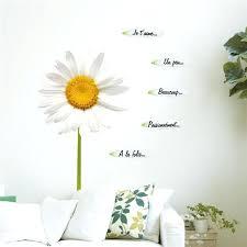 daisy wall art aj