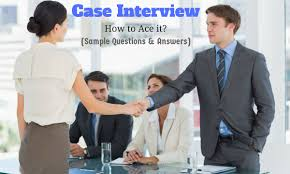 interview case case interview how to ace it sample questions answers wisestep