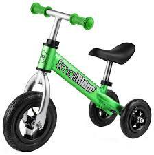 Отзывы о <b>беговел</b>-<b>каталка Small Rider Jimmy</b> Зеленый - отзывы ...