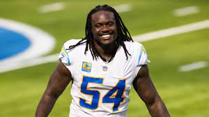 Former Chargers edge rusher Melvin ...
