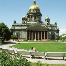 Famous Buildings in St Petersburg Russia USA Today