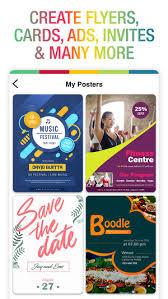 The Flyer Ads Poster Maker Flyer Designer On The App Store
