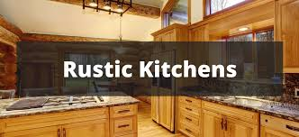 Rustic kitchens designs Large Home Stratosphere 50 Rustic Kitchen Ideas For 2019