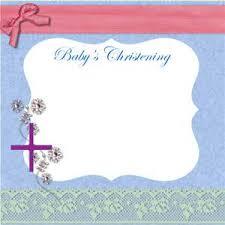 Ddeffedcbaa Christening Party Christening Invitations Trend