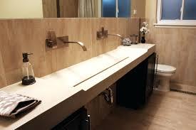 sinks vessel concrete sink molds countertop uk vanity top tops concrete basin sink