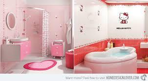 bathroom designs for kids. Plain Kids Hello Kitty Tile Bath Throughout Bathroom Designs For Kids