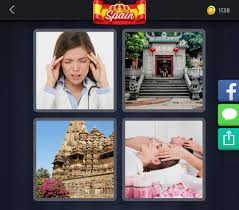4 pics 1 word daily challenge may 8 today s 6 letter spain puzzle answer
