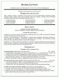 College Graduate Sample Resume Sample Recent College Graduate For