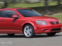 2009 Pontiac G5 Overview   Cars.com