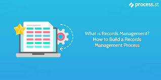 What Is Records Management How To Build A Records