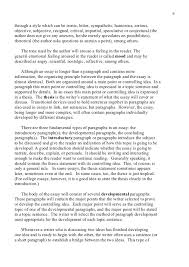 elements essay  6 through a style which can be ironic bitter sympathetic humorous serious objective subjective resigned critical impartial speculative or
