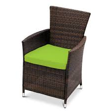 Replacement Dining Chair Cushions to fit Rattan Garden Furniture