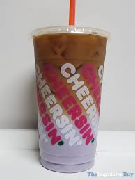 The basics of successful keto dunkin' donuts ordering: Review Dunkin Sugarplum Iced Macchiato The Impulsive Buy
