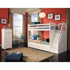 bunk beds for girls with stairs. Perfect Beds Kids Beds Solid Pine Bunk Beds Toddler Girl Youth With  Stairs For Girls T