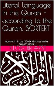 literal language literal language in the quran according to the quran