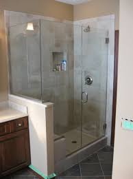 cost of glass shower door and installation