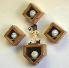 multiple baseball display case