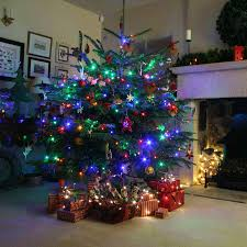 christmas lights outdoor trees warisan lighting. 240 Multi Coloured Christmas Tree Lights Outdoor Trees Warisan Lighting I