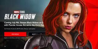 Black Widow Lawsuit Echoes ...