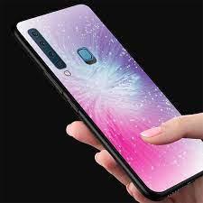 Ốp điện thoại dành cho máy Samsung Galaxy A8 Star / A9 Star - A9/A9 Pro -  A20 - M30 - hoa Đẹp MS HMTM008 - A8 STAR