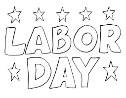Free Coloring Pages For Labor Dayl