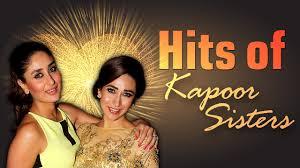 karishma and kareena kapoor hd bollywood songs super hits of the kapoor sisters you