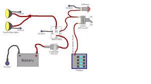 fog light wiring 06 tacoma 4 cyl extended cab Fog Light Switch Wiring Diagram Fog Light Switch Wiring Diagram #5 2001 mustang fog light switch wiring diagram