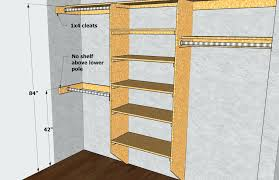 how to hang closet shelves best way to hang closet shelves how high to hang closet how to hang closet shelves