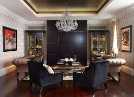 view in gallery black and gold coupled with beige in the living room design oliver burns black beige living room