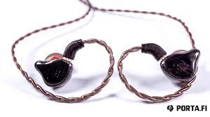 Два в одном: обзор <b>наушников Jade Audio</b> EA3 и FiiO FH1s - Porta ...