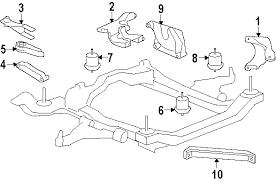 parts com® gmc bracket partnumber 15936657 2007 gmc acadia sle v6 3 6 liter gas engine trans mounting
