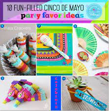 Cinco de Mayo Favor Ideas