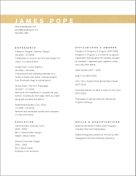 ... Sensational Ideas How To Make Resume One Page 4 Write A Resume ...