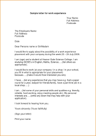 certification letter sample certification letter from school fresh experience certificate