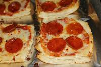 homemade french bread pizza. Modren Pizza You Can Make Up A Batch Of Marinara Or Homemade Pizza Sauce Just Pick  Some Sauce At The Store I Actually Like Using Great Value Brand  Throughout Homemade French Bread Pizza