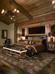 Medieval Bedroom Bedroom Master Bedroom Features Slanted Wood Panel Ceiling With