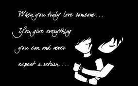 Hd Wallpaper Romantic Couple With Quote Widescreen Love