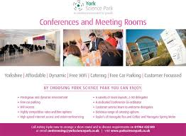 york science park best places to meet in yorkshire insider York Science Park Map at york science park we offer a full and varied conference and events service and have york science park map