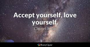 Love Yourself First Quotes Enchanting Love Yourself Quotes BrainyQuote