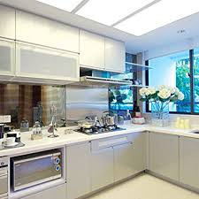 Unique Amazon Kitchen Cabinet Doors Yazi Paper Wall Sticker Gloss Self Adhesive For Inspiration Decorating